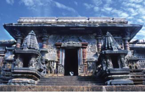Temple at Belur