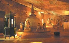 Raja Maha Vihara, Dambulla